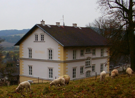 Vila Paula v Klenové