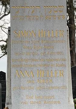 Čestný hrob na vídeňském ústředním hřbitově