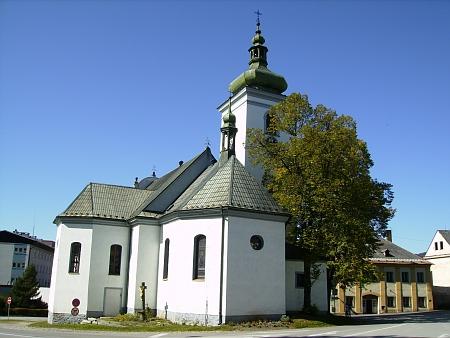 Pokřtěn byl ve volarském kostele sv. Kateřiny
