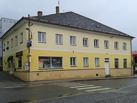 Rodný dům čp. 28 ve Volarech
