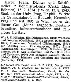 Heslo v rakouském životopisném lexikonu