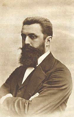 Na snímku z roku 1896, kdy mu bylo 36 let