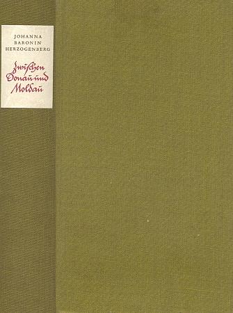 """Vazba (1968) její """"čítanky"""" o Šumavě vyšlé v mnichovském nakladatelství Prestel, kterou jsem si kdysi """"pro domo sua"""" přeložil a jež byla """"Kohoutímu kříži"""" mnohou inspirací"""