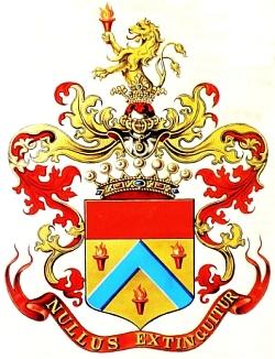Adresa jejího rodiště je Sychrov č. p. 1., tedy tamní zámek. Zde v sídle rodiny její matky Berthy Rohanové přišla na svět 23. června 1921. Otcem byl Ottokar Herzogenberg Piccot de Peccaduc. Jejich sňatkem se spojily dva staré bretaňské rody, které našly v českých zemích útočiště před Napoleonem. Krom bretaňské krve kolovala v žilách Johanny také krev staré české šlechty Czernínů. Její otec nosil nejnižší šlechtický titul barona. Takto uvádí fakta k jejímu rodu včetně erbu Martin Krsek v jejím nekrologu (celý jej uvádíme níže)