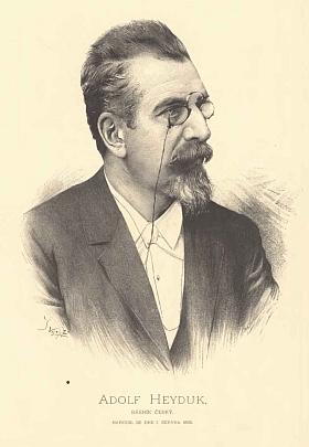Na kresbě Jan Vilímka