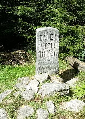 """Bärenstein"" na Medvědí stezce"