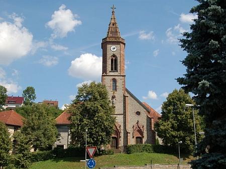 Kostel sv. Šebestiána v Seckachu