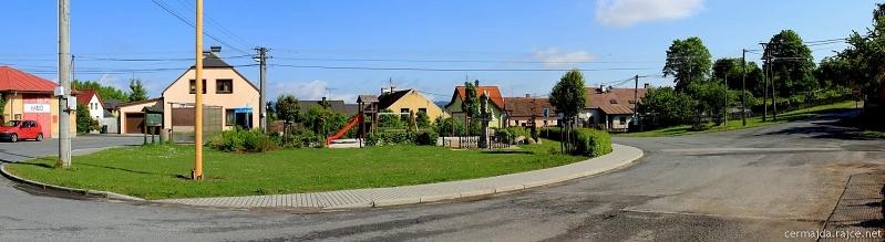 Studánka u Tachova na snímku z roku 2014