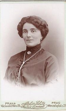 Matylda Hirschová, rozená Anscherliková