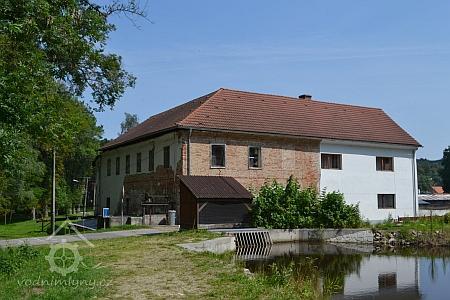 Šebelův mlýn - Husinec čp. 132