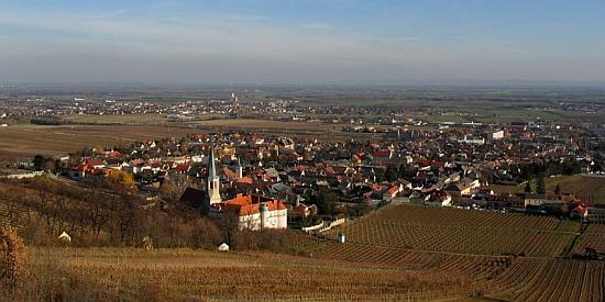Gumpoldskirchen v Dolním Rakousku, kde žil a zemřel
