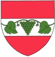 Znak městyse Gumpoldskirchen