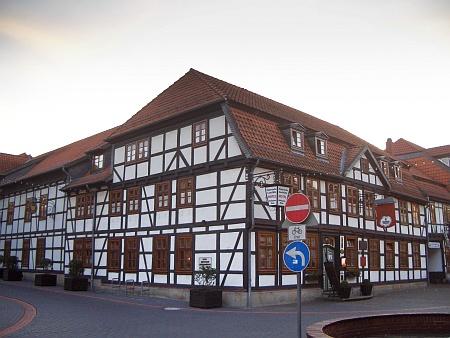 Rodný dům ve Fallerlsleben