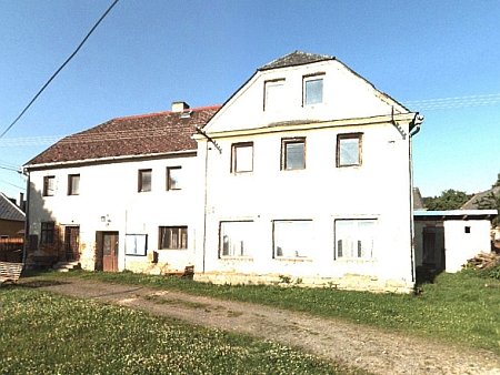 Dům čp. 41 na současném snímku (2016)