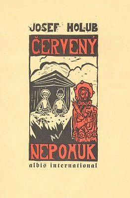 Obálka českého vydání (1998) v Albis International, Ústí nad Labem