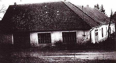 Zaniklý hornoplánský dům čp. 23