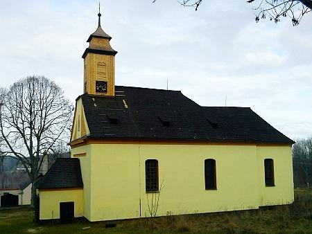 Křišťanovský kostel Jména Ježíš, kde byl pokřtěn