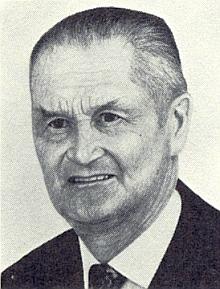 Jeho autoportrét, který pořídil k vlastním pětaosmdesátinám včervnu 1980