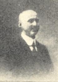 Jeho podobenka z tabla abiturientů německého učitelského ústavu vČeských Budějovicích zroku1921