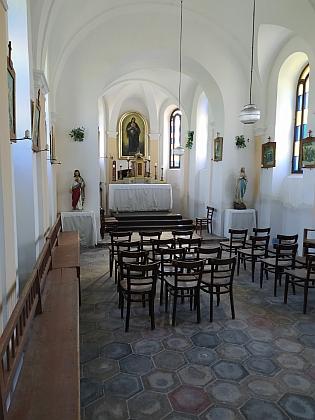 Návesní kaple v rodných Markvarticích, matrika bohužel nezaznamenává číslo popisné jeho rodného domu