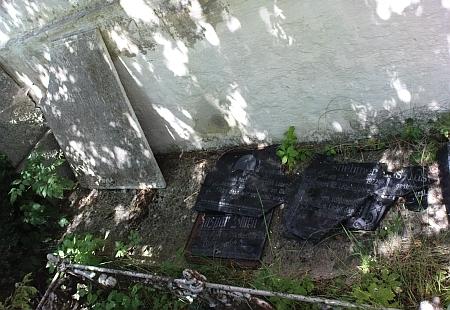 Hřbitov ve Svérazi