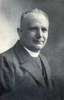 Jako farář ve Svérazi