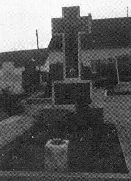 Hrob v bavorském Hörmannsbergu