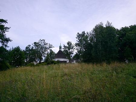 Křížová hora nad Českým Krumlovem