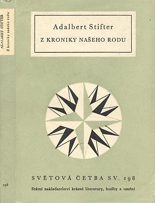 Obálka (1959) Hegerova překladu v edici Světová četba SNKLHU, jejíž výtvarná podoba je dílem Františka Muziky