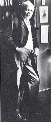 Engelbert Humperdinck v roce sestřina úmrtí 1916