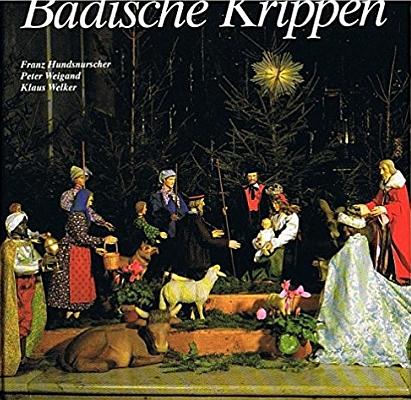 Stal se v roce 1985 i spoluautorem knihy o bádenských betlémech vnakladatelství Badenia