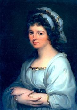 "Kněžna Marie Anna, v kruhu rodiny zvaná ""maršálka"""