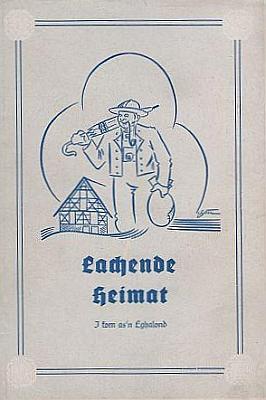 Roku 1955 vyšla v Dachau (Trigonda Verlag) pod jeho jménem knížka humorných textů v chebském nářečí