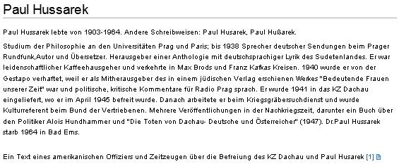 Jeho životopis z bavorského lexikonu