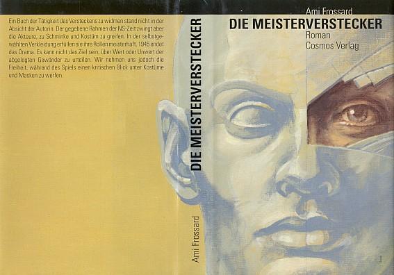 Obálka (1992) románu vydaného v nakladatelství Cosmos, Muri bei Bern