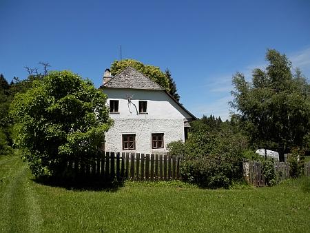 Na Ořechovce zůstaly stát jen tři domy