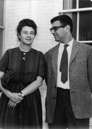 S Georgem v roce 1959