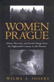 Obálka anglického vydání (1995, Berghahn Books)