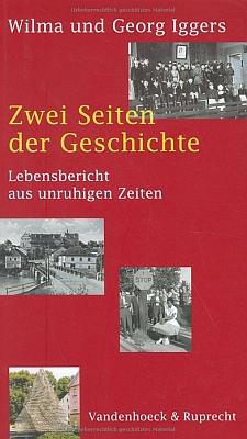 Obálka (2002, Vandenhoeck & Ruprecht) německého vydání