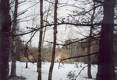 Tady v Rindlbergu blízko české hranice má dům...