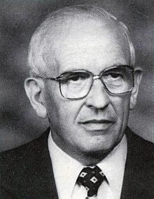 Na snímku z roku 1985