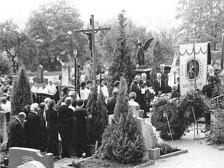 Pohřeb v Beilngries