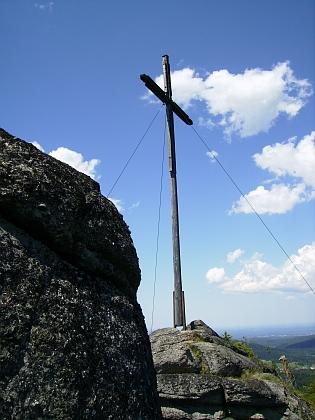 Na vrcholu Nebelsteinu