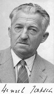 Repro Wenzel Jaksch : Sucher und Künder (1967), frontispis a vazba