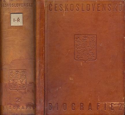 Jeho osobní list v reprezentační Biografii Československa z roku 1936 svědčí o tom, nakolik se cítil s republikou srostlý