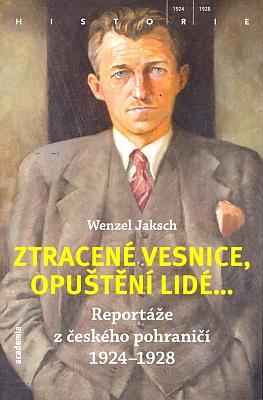 ... zde (bez uvedení malířova jména) na obálce českého překladu Jakschových reportáží, opatřeného předmluvou Petera Bechera a vydaného nakladatelstvím Academia v Praze roku 2017