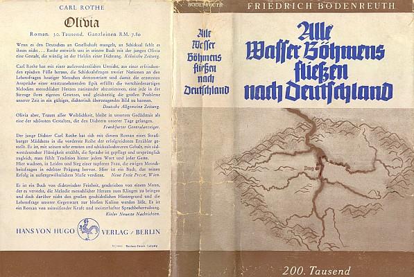 Obálka (1937, Hans von Hugo Verlag, Berlín)