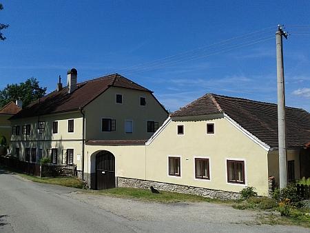 Rodný dům ve Slupenci