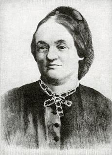 Jeho choť Lotte Klostermannová, roz. Hauerová, matka Karla Klostermanna (viz i zde)