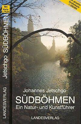 Obálka (1991) průvodce vydaného nakladatelstvím Landesverlag v Linci